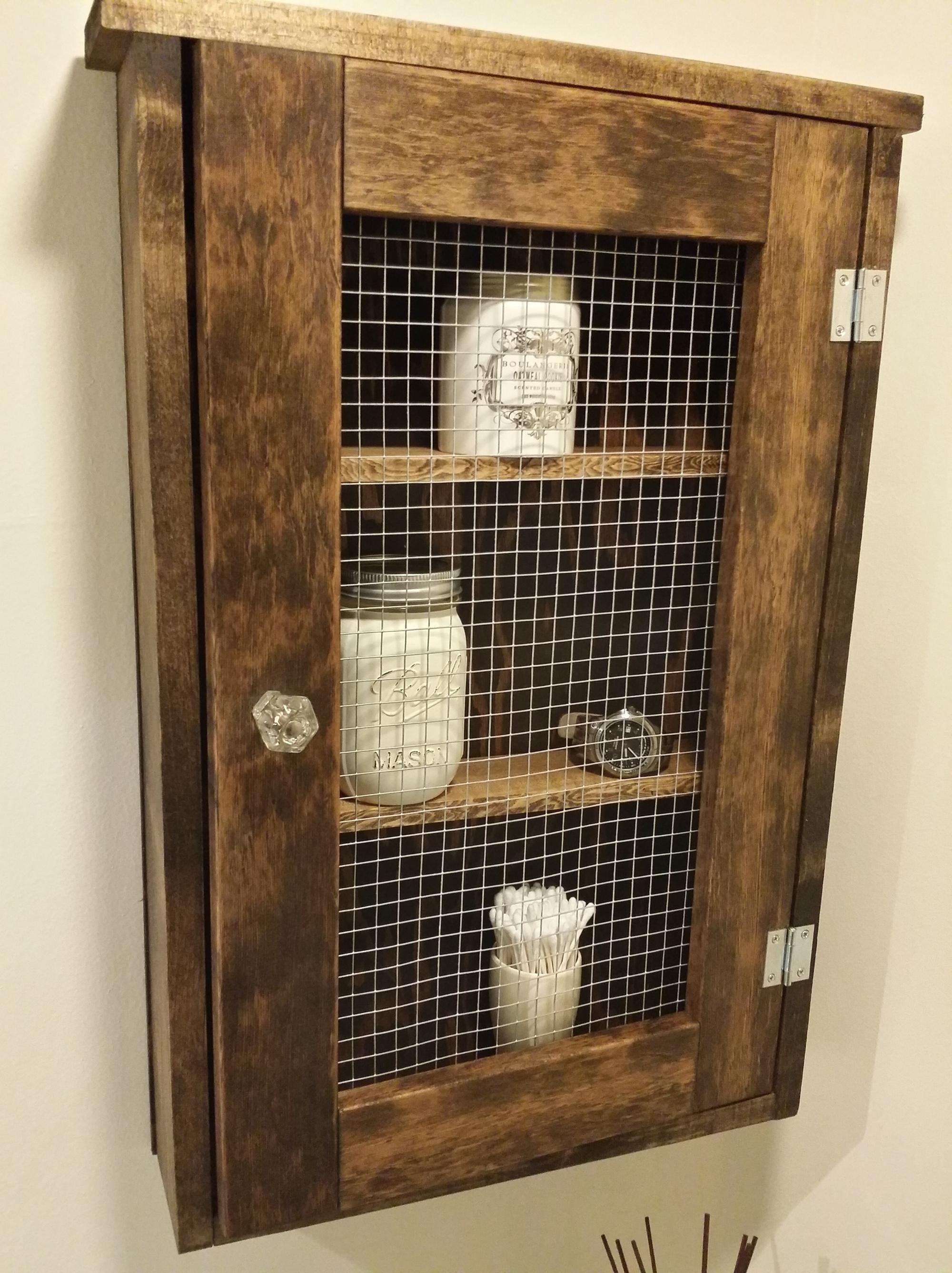 cute medicine cabinet